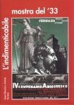 L'INDIMENTICABILE MOSTRA DEL '33, a cura di Silvana Onofri e Cristina Tracchi, pp. 316, Ferrara, 200